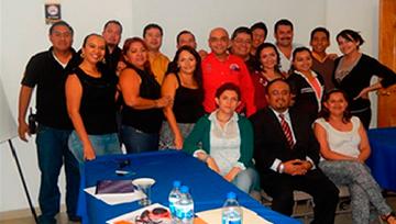 Certificación Internacional para Protección Civil de Guerrero.